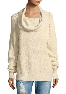 Free People Cowlneck Sweater