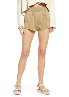 Free People Cozy Girl Lounge Shorts