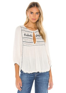 Free People Cyprus Avenue Top