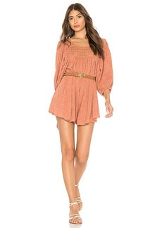 Free People Dancing In The Waves Romper