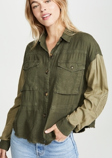 Free People Day Drifter Button Down