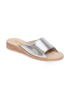 Free People Daybird Wedge Slide Sandal (Women)