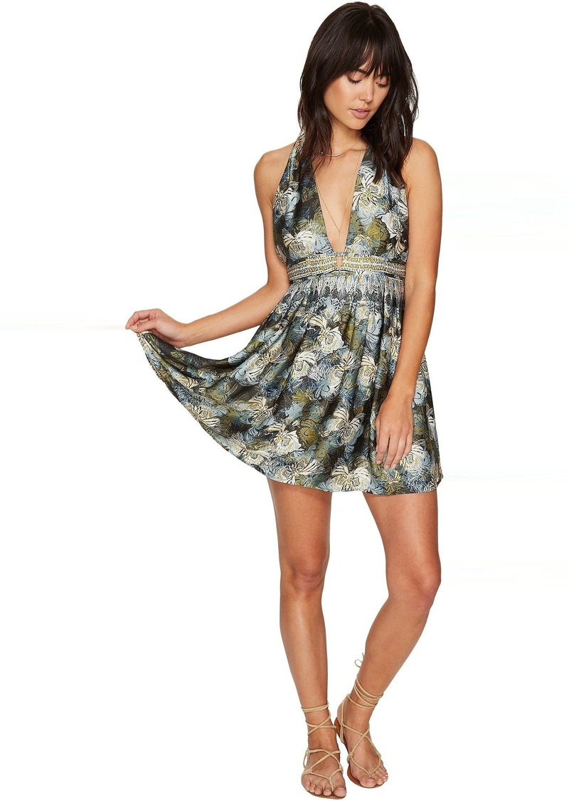 Free People Daydreamin Printed Mini