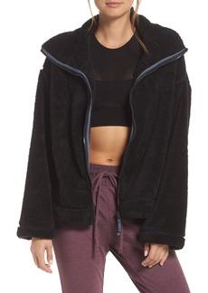 Free People Dazed Fleece Jacket