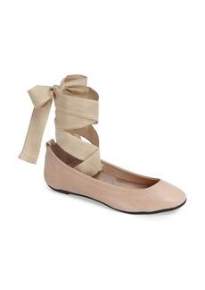 Free People Degas Ballet Flat (Women)