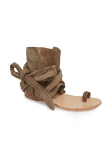 Free People Delaney Flat Bootie Sandal (Women)