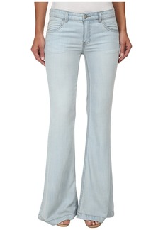 Free People Denim Tencel Flare