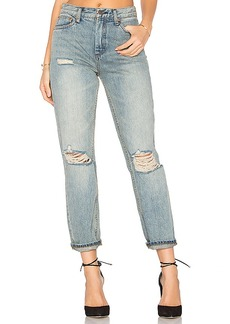 Free People Destroyed Syxx Boyfriend Jeans. - size 25 (also in 26,27)