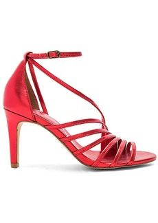 Free People Disco Fever Heel in Red. - size 36 (also in 37,38,39,40,41)
