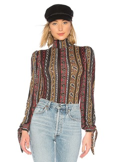 Free People Donatella Turtleneck