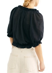 Free People Dorothy Blouse