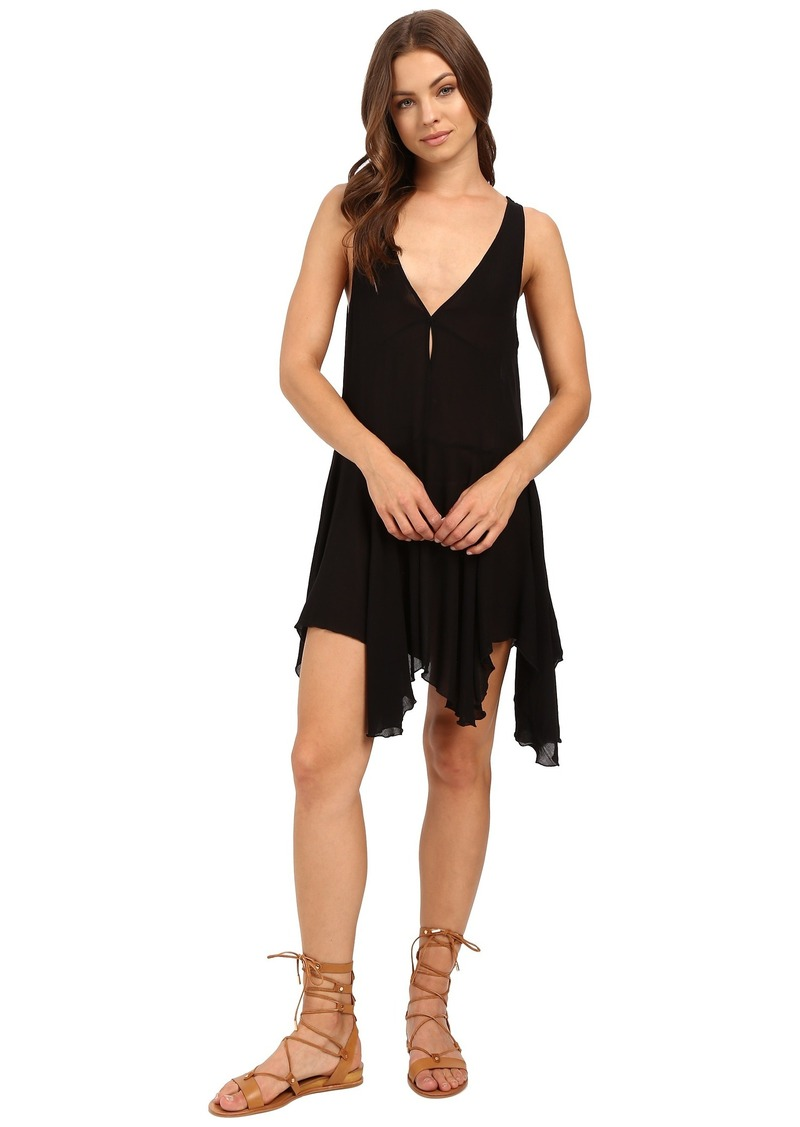 Free People Double Down Slip