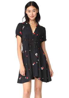 Free People Dream Girl Mini Dress