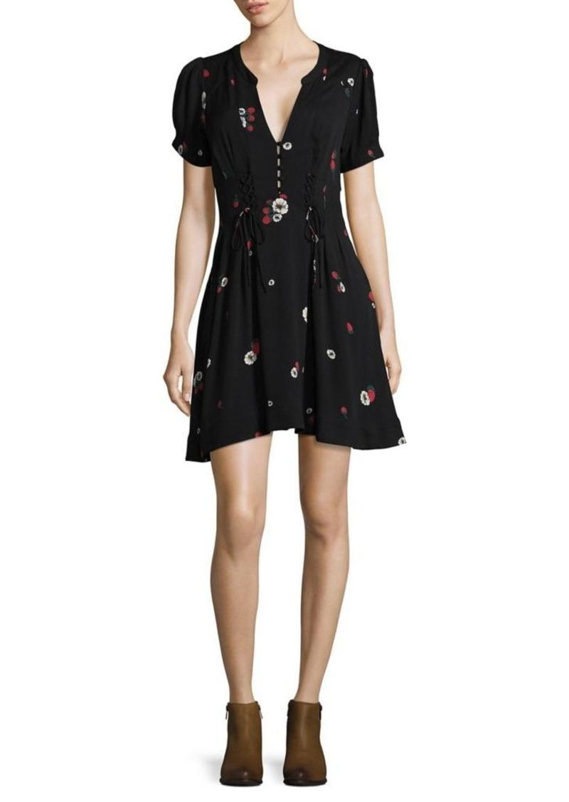 00a760a8c80d Free People Free People Dream Girl Mini Dress | Dresses
