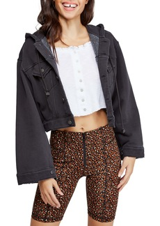 Free People Dreamers Hooded Jacket