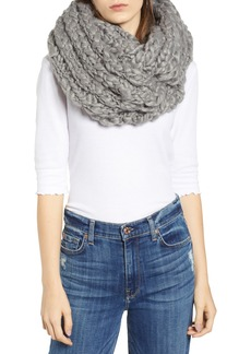 Free People Dreamland Chunky Knit Infinity Scarf