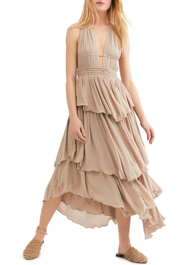 Free People Drop Dead Beauty Maxi Dress