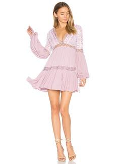 Free People Dusk Till Dawn Mini Dress