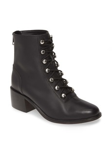 Free People Eberly Lace-Up Bootie (Women)