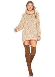 Free People Echo Pullover Dress