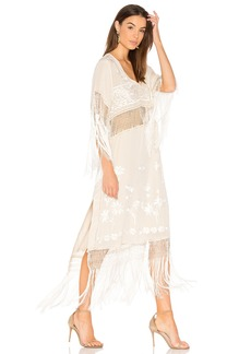 Free People Ella Fringe Dress