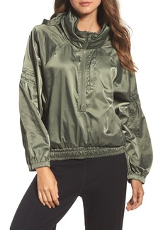 Free People Ellie Windbreaker