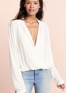 Free People Elsa Bodysuit