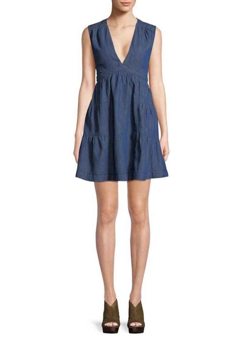 e6819acb536c On Sale today! Free People Free People Esme A-Line Mini Dress