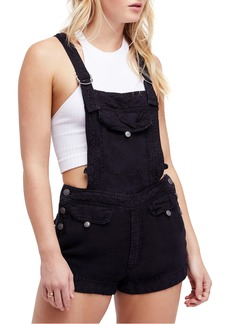 Free People Expedition Short Overalls