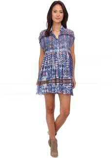 Free People Extreme Shirtdress