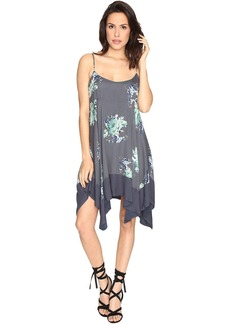 Free People Faded Bloom Mini Dress