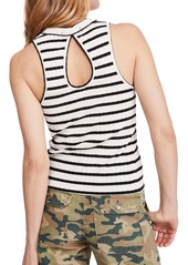 Free People Fired Up Stripe Tank