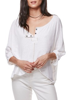 Free People First Base Henley Top