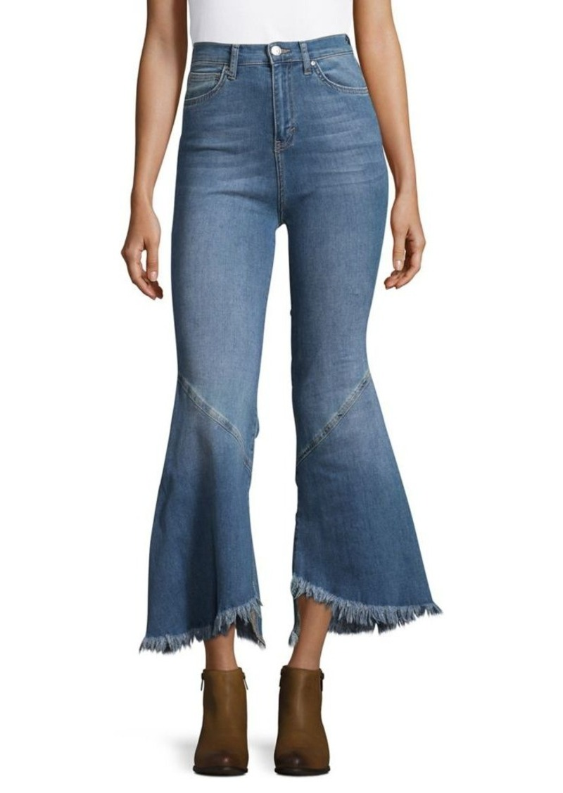a266775b6fb Free People Free People Tulip Flare Jeans