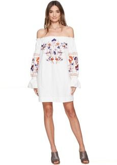 Free People Fleur Du Jour Mini Dress