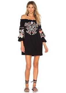 Free People Fleur Du Jour Mini in Black. - size M (also in S,XS)