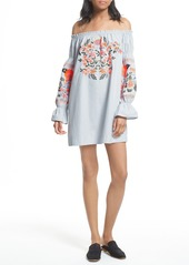 Free people free people fleur du jour shift dress abvca987c11 a
