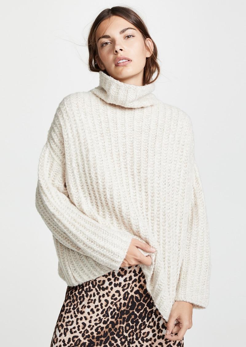 f642599674 Free People Free People Fluffy Fox Sweater | Sweaters