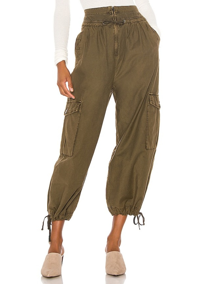 Free People Fly Away Parachute Pant