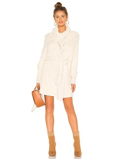 Free People For The Love Of Cables Dress