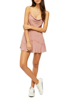 Free People Forever Field Minidress