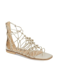 Free People Forget Me Knot Gladiator Sandal (Women)