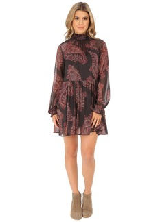 Free People Forget Me Not Mini Dress