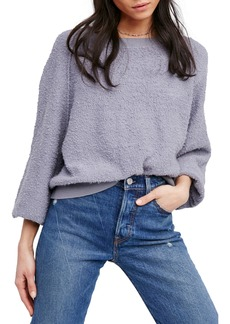Free People Found My Friend Sweatshirt