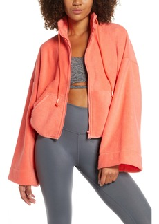 Free People FP Movement Climb High Fleece Jacket
