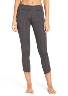 Free People Infinity Cutout Crop Leggings