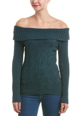 Free People Free People Off-The-Shoulder Swe...