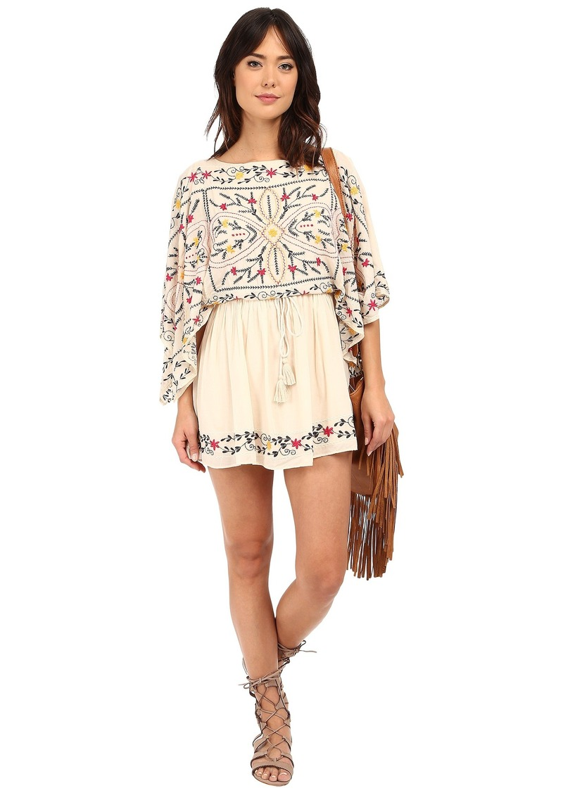Free People Frida Embroidered Dress