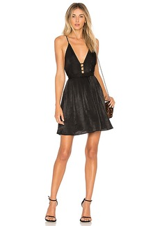 Free People Gabby's Party All Night Dress in Black. - size 0 (also in 10,2,4,6,8)
