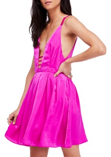 Free People Gabby's Party All Night Minidress